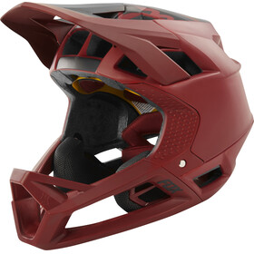 Fox Proframe Matte Full Face Helmet Men cardinal